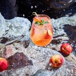 Персиковый шприц