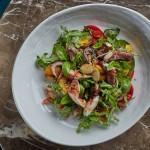 Grill salat s os'minogom_Erwin