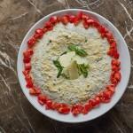 Salat Romano Cesar' s osminogom_Erwin